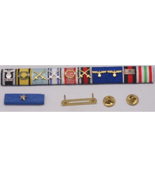 Rommel ribbon medal bars