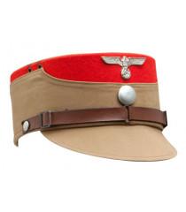 SA kepi RED TRIM - WW2 German CAP