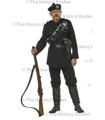 ADRIC Auxiliary Division Royal Irish Constabulary AUXIE uniform