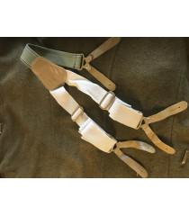 WW1 British Army cotton braces
