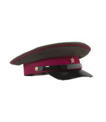 WW2 Soviet m24 Infantry officers cap