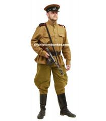 WW2 SOVIET RUSSIA Engineer Officer uniform