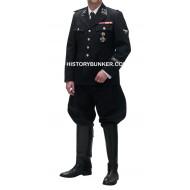 WW2 German M32 tricot uniform - black