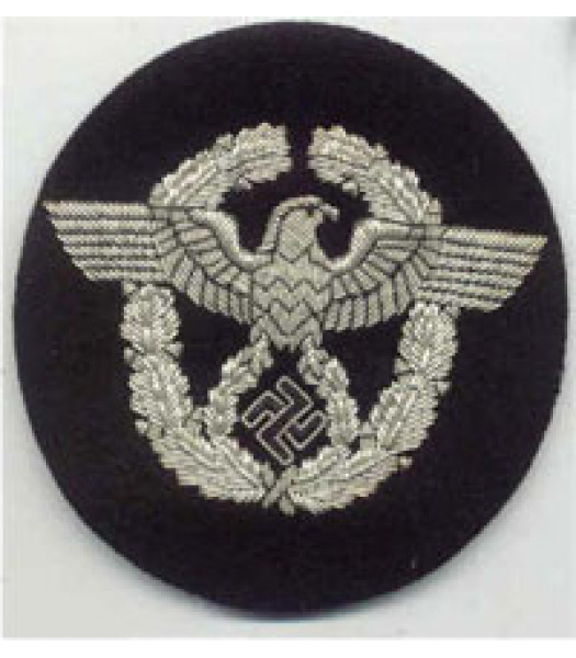 Waffen SS Police badge