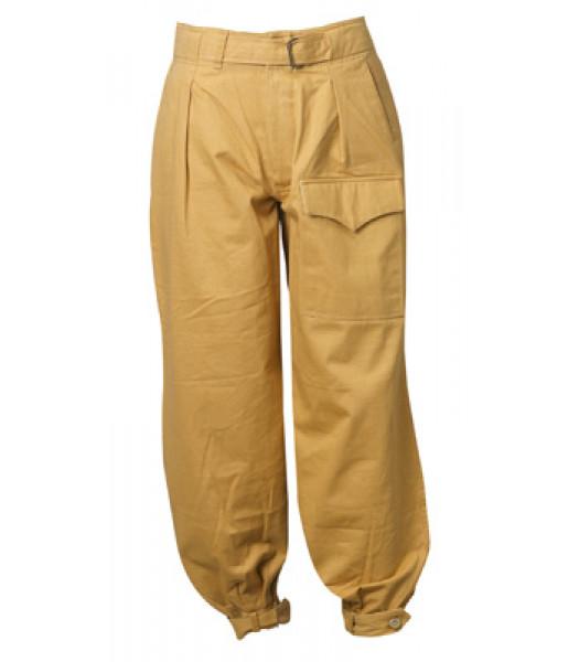 WW2 German Luftwaffe Tropical Uniform trousers