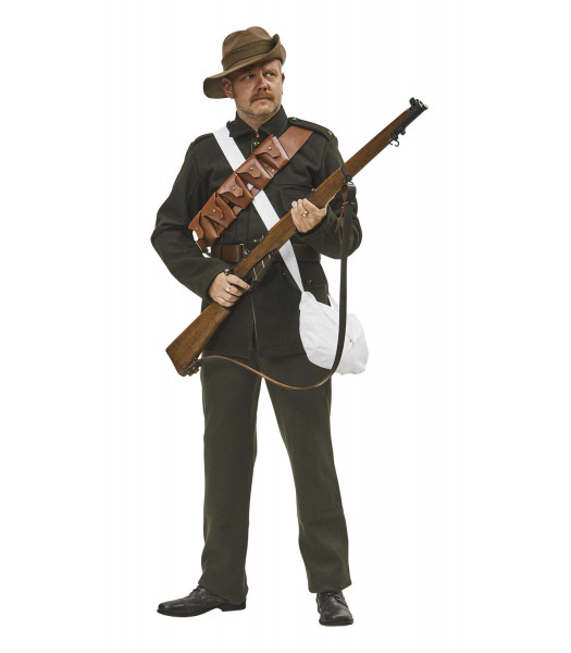 Irish Citizen Army Uniform Tunic 1916 Easter Rising