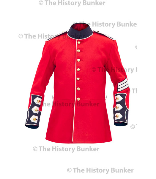 1860 Royal Marines Light Infantry tunic