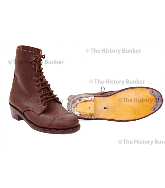 WW2 ATS boots