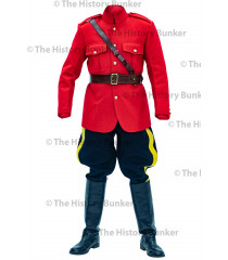 1904 Canadian North West Frontier Police  breeches