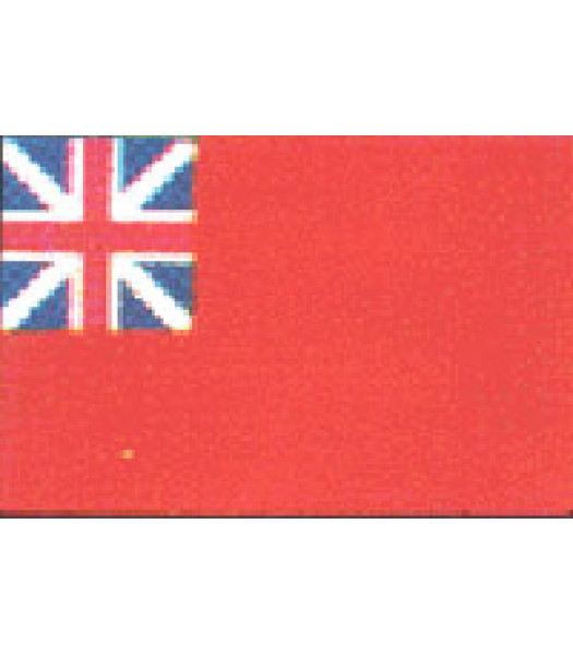 British Navy Red Ensign