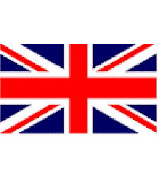 British Union Flag (Union Jack)