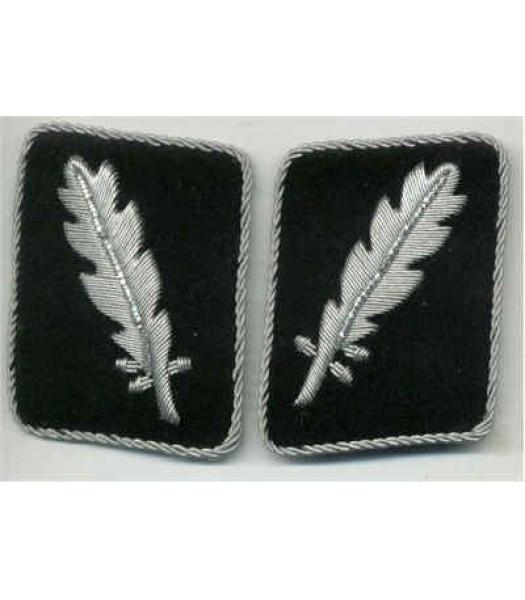 SS Standartenfuhrer (Colonel) collar tabs 3rd version