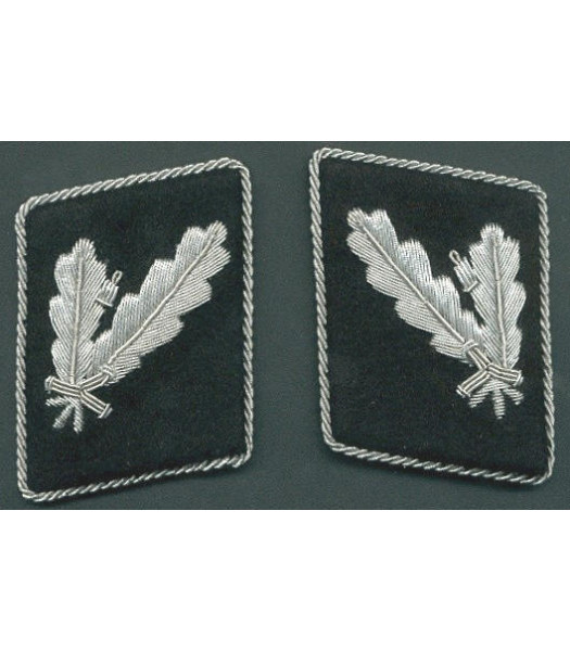 SS Oberfuhrer (Brigadier) Collar tabs 2nd version