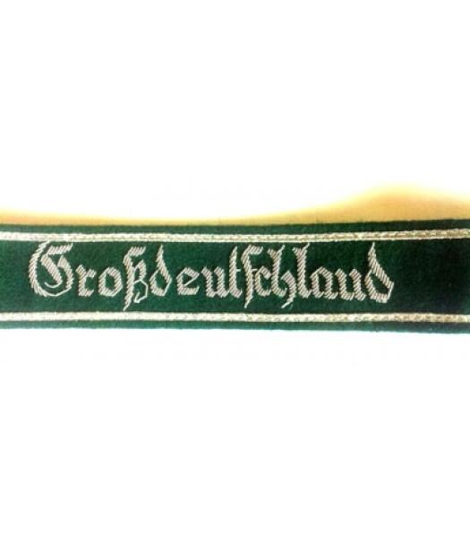 Grossdeutschland Green Back