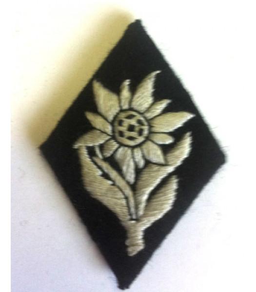 SS eidelweiss sleeve diamond
