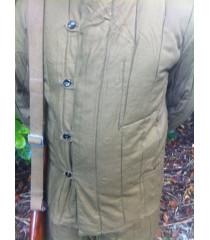Soviet Telogrieka winter tunic - WW2 Soviet winter clothing