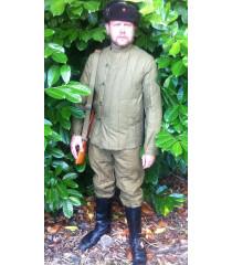WW2 Soviet Red Army Telogrieka Winter Uniform