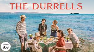 The Durrells tv show, UK